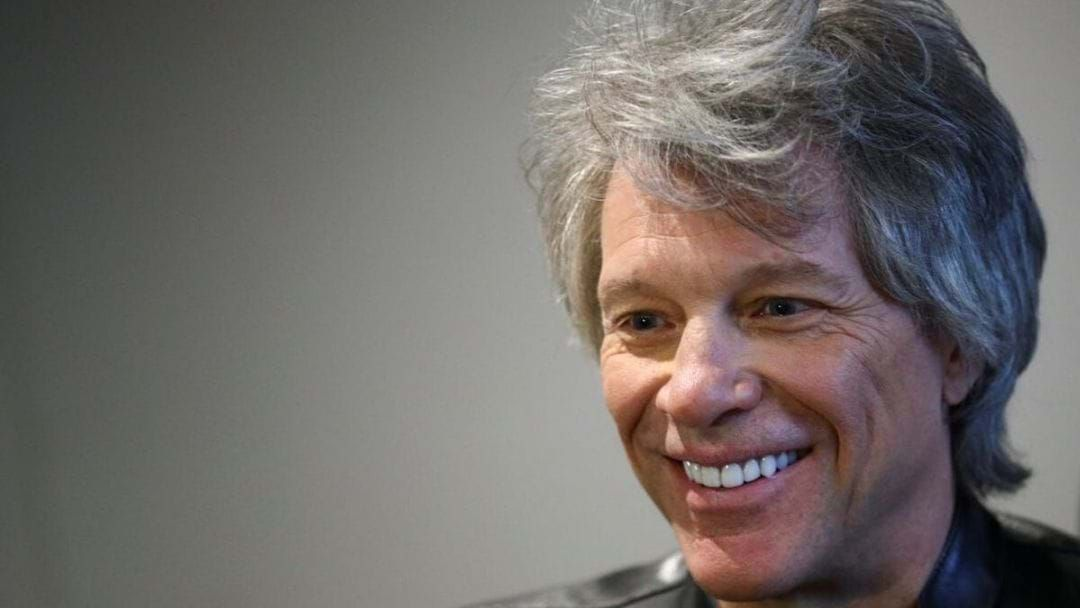 Article heading image for Bon Jovi Has Been Spotted Washing Dishes In A Community Kitchen