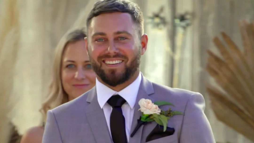 Article heading image for  Josh From Married At First Sight Wants YOU To DATE HIS MUM!