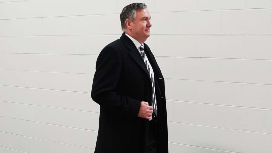 Article heading image for Eddie McGuire's Resignation Speech As Collingwood President