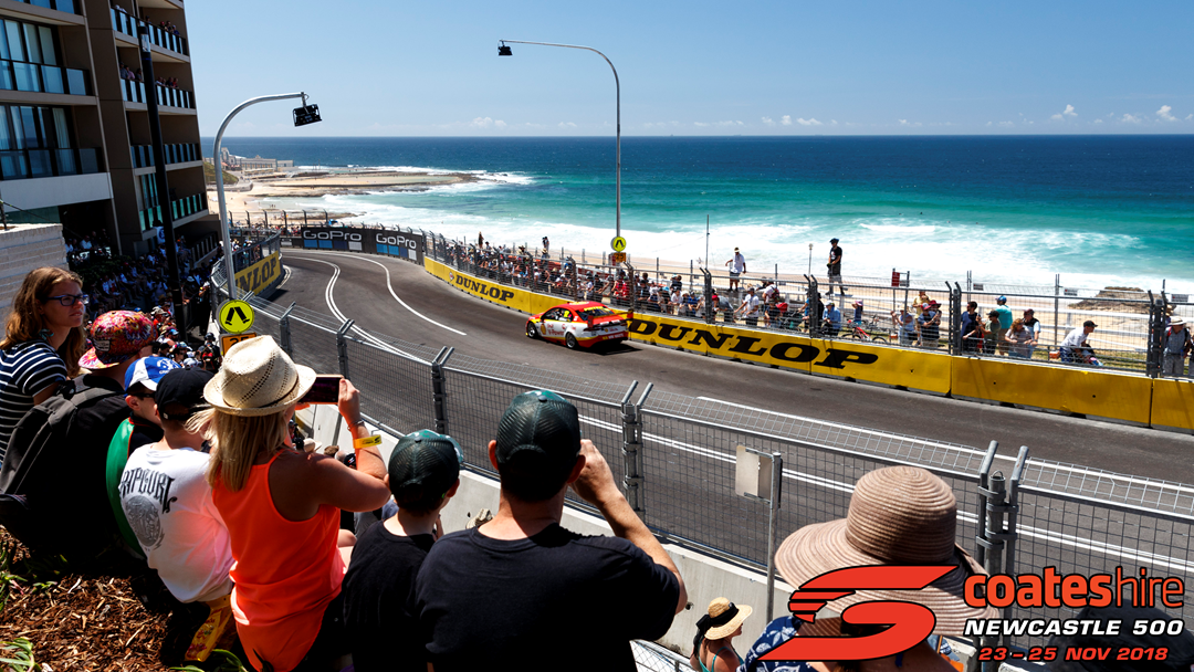 Article heading image for Buckle Up! The Supercars Are Coming To Newcastle!
