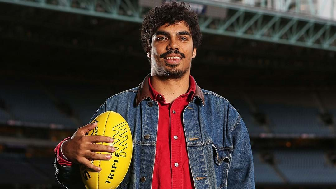 Article heading image for Triple M Footy's Tony Armstrong To Become First Aboriginal Play-By-Play Caller On Commercial Radio