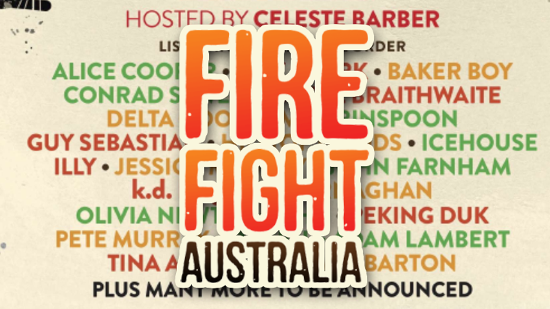 Article heading image for Can't Make It To Fire Fight Australia? Here's Everything You Need To Know