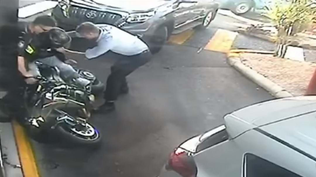 Article heading image for Police Forced To Tackle Townsville Man During KFC Drive Thru Arrest