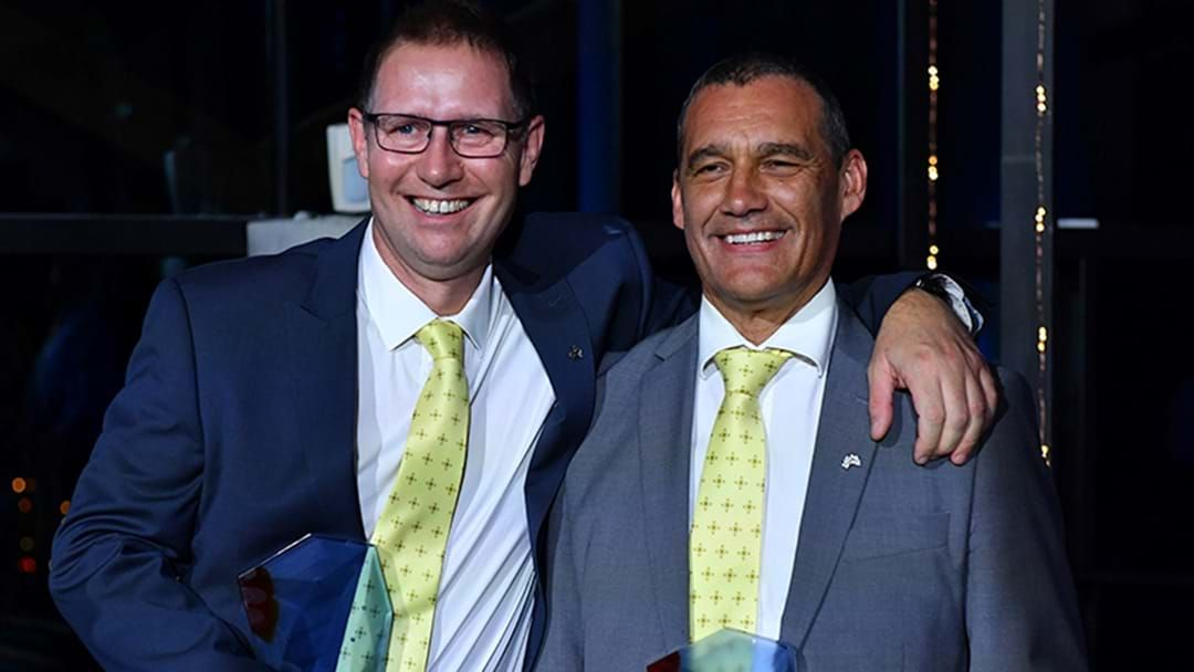 Article heading image for Thai Cave Rescue Divers Richard Harris & Craig Challen Named 2019 Australians Of The Year