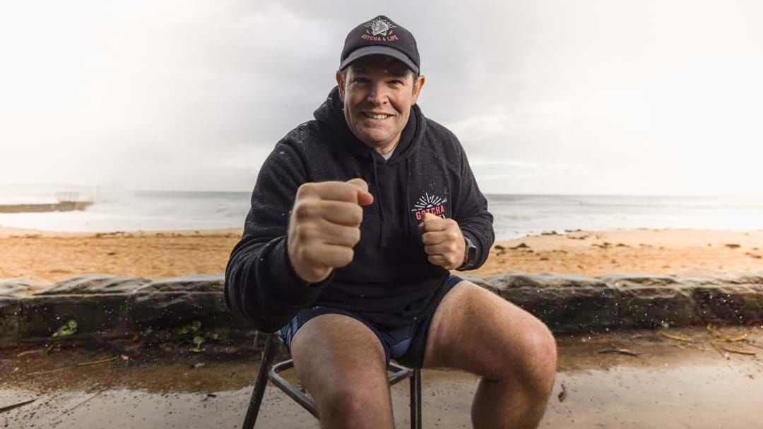 Article heading image for Gus Worland Opens Up About Weight Loss