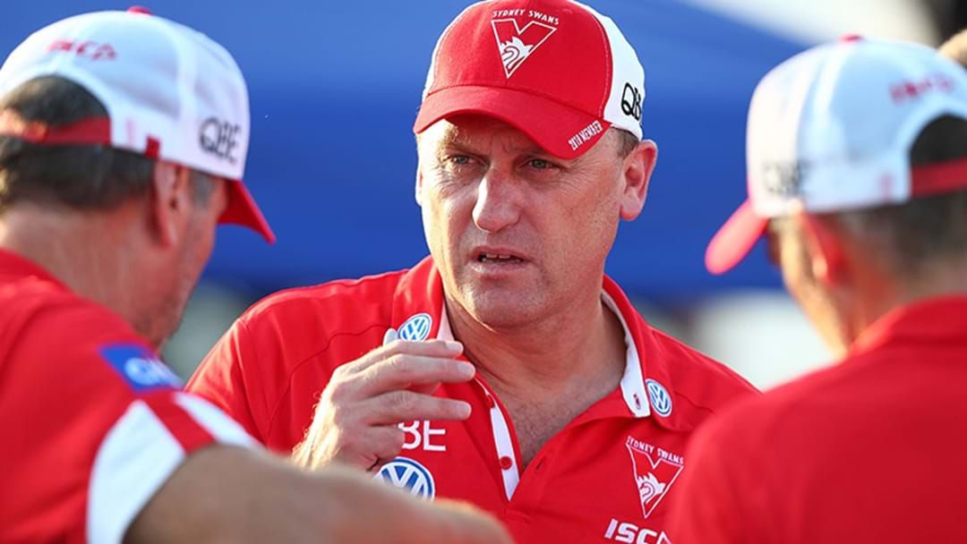 Article heading image for Sydney Confirm Longmire Has Extended His Contract
