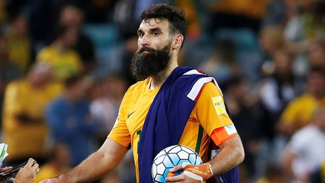 Article heading image for Mile Jedinak Has Retired From International Soccer
