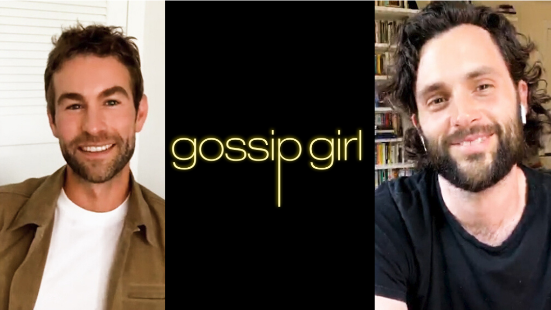Article heading image for Chace Crawford & Penn Badgley Just Gave Us a Mini Gossip Girl Reunion