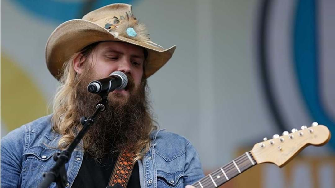 Chris Stapleton Is a Music Chameleon