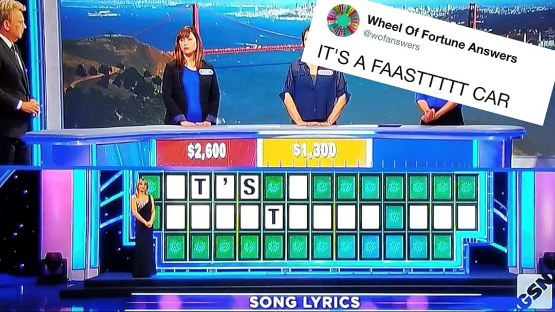 Around The House Wheel Of Fortune Answers 5