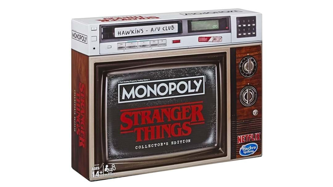 Article heading image for A Collector's Edition 'Stranger Things' Monopoly Set Is Coming!