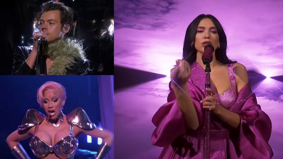 Article heading image for Check Out The Incredible Performances From This Year's Grammy Awards
