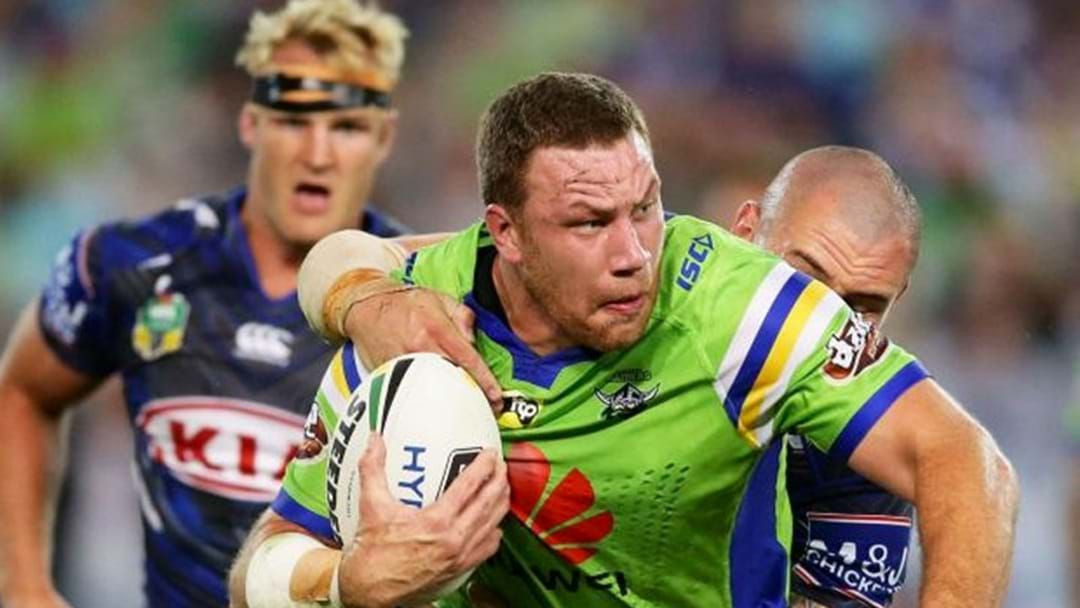 Article heading image for Raiders Shannon Boyd Ruled Out Of The NRL Indefinitely