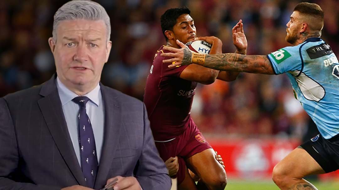 Article heading image for The Prime Minister's State Of Origin Quiz