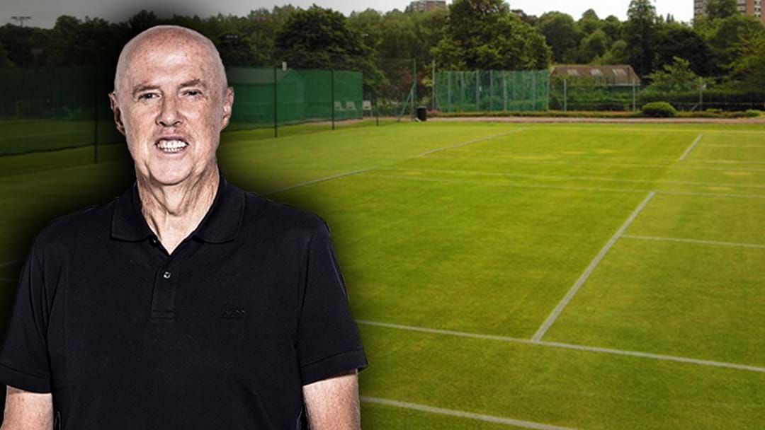Article heading image for Kerry O'Keeffe On The Time He Woke Up On A Grass Tennis Court In Adelaide