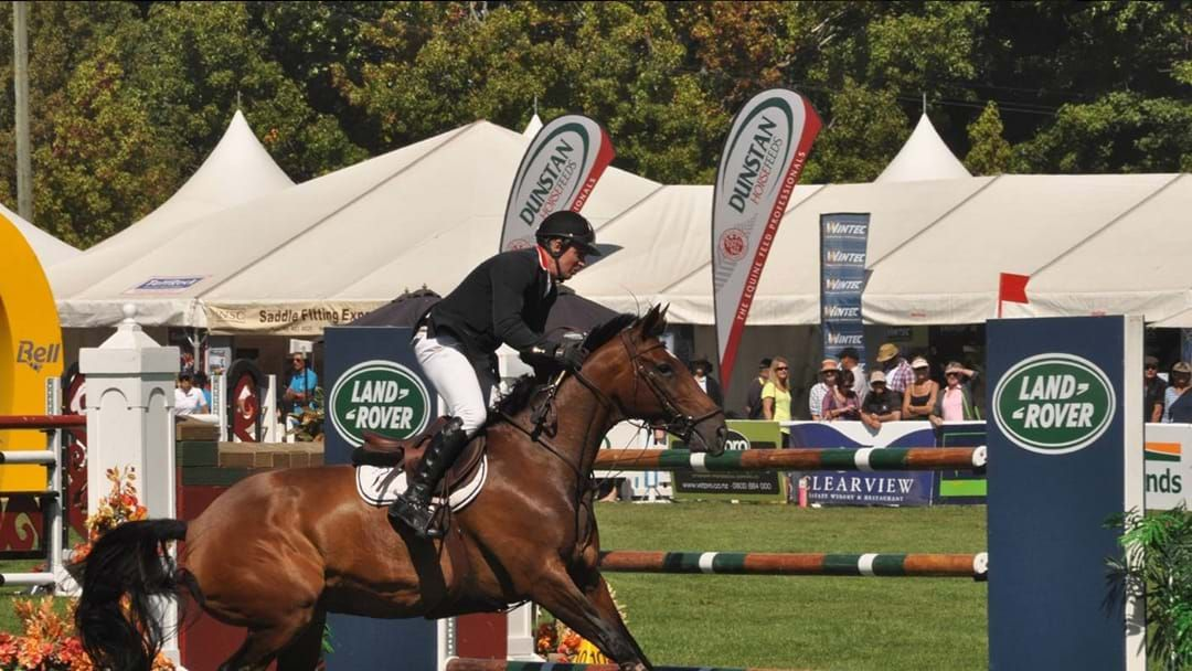 Article heading image for Australian Showjumper Banned After Testing Positive To Cocaine