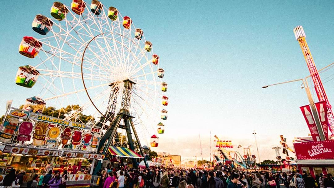 Article heading image for Sydney's Royal Easter Show Is Back!