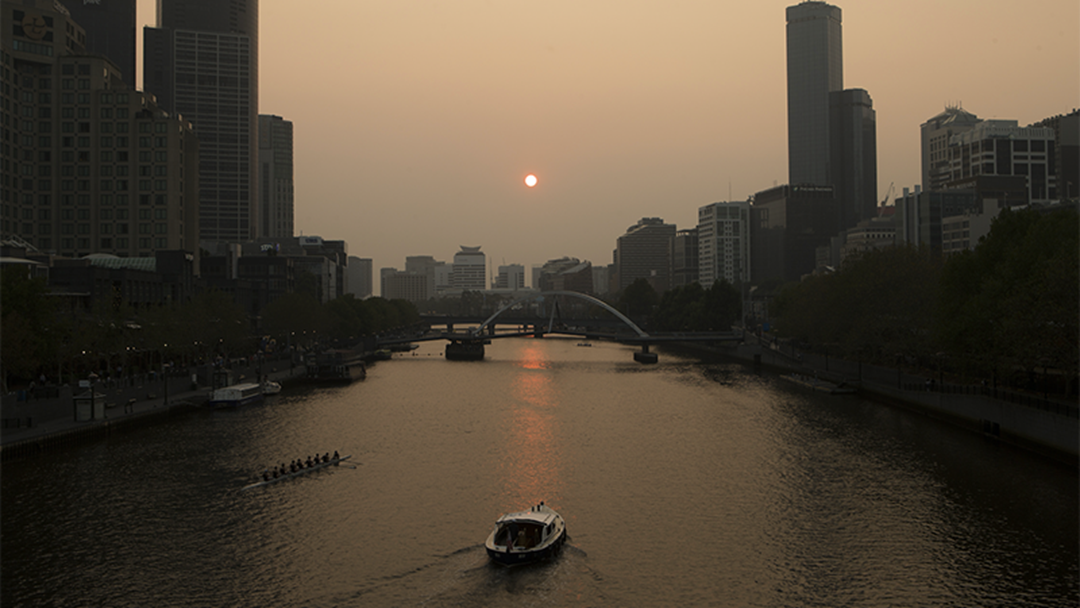 Article heading image for Smoke Haze To Hang Over Victoria For Days