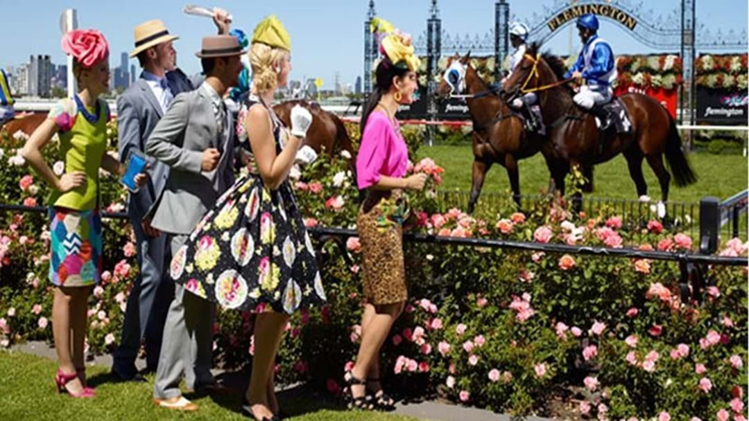 Article heading image for Sportsbet's Joel Caine with the ultimate prediction for the Melbourne Cup