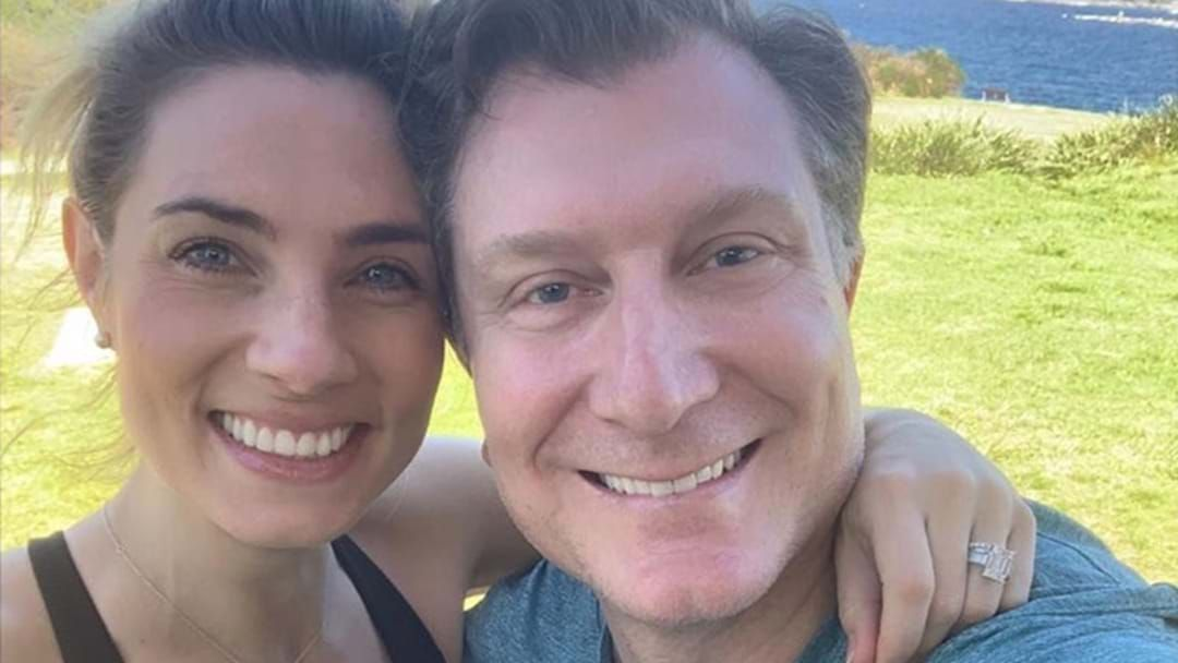 Article heading image for Simon 'Red Wiggle' Pryce And His Partner Have Posted A Sweet Baby Gender Reveal!