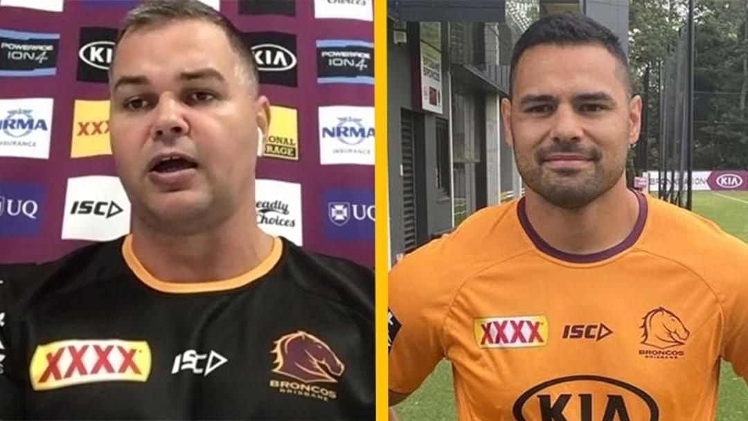 Article heading image for Seibold Set to Unleash Te'o against Manly
