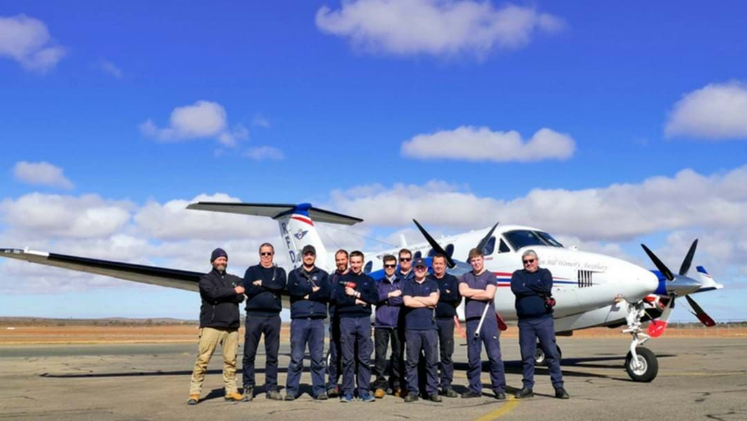 Article heading image for Go Along To The Royal Flying Doctor Service Rockhampton Open Day!