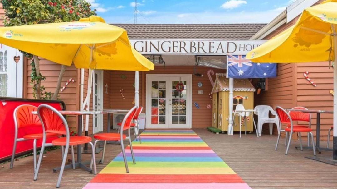 Article heading image for Boyanup's Iconic Gingerbread House Is Up For Sale