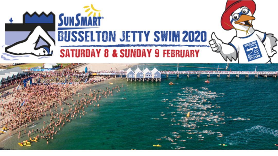 Article heading image for Sun, surf and the Busselton Jetty Swim