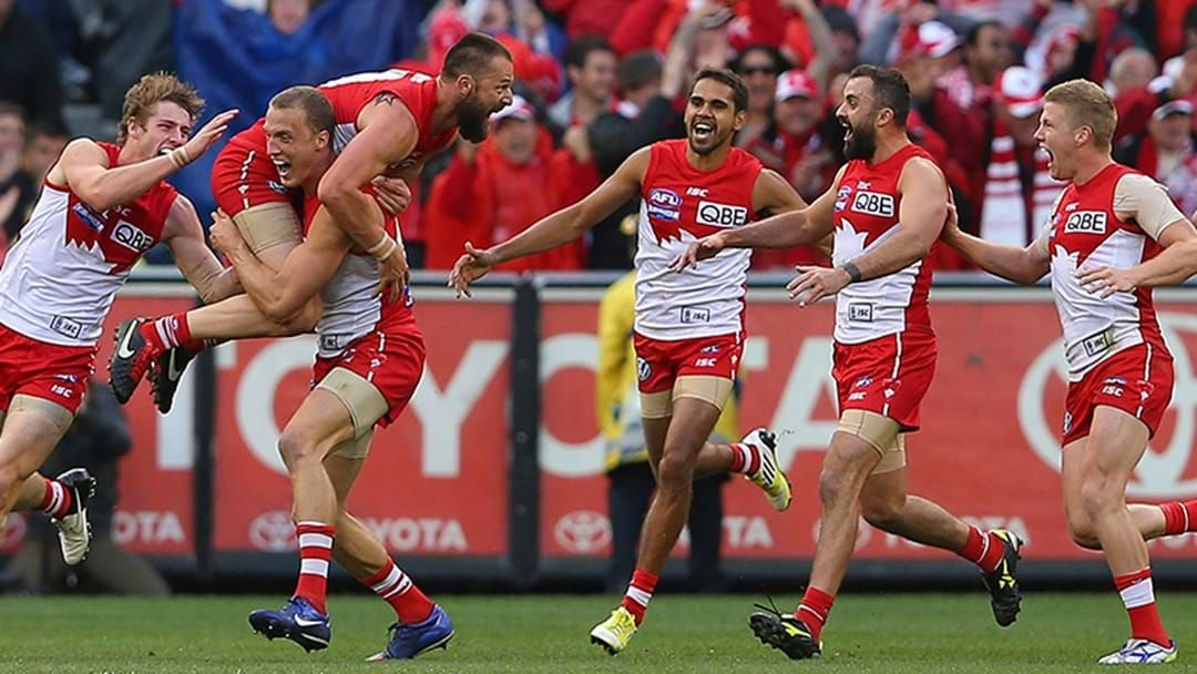 Article heading image for Our Call Of Nic Malceski Kicking The Sealer In The 2012 Grand Final