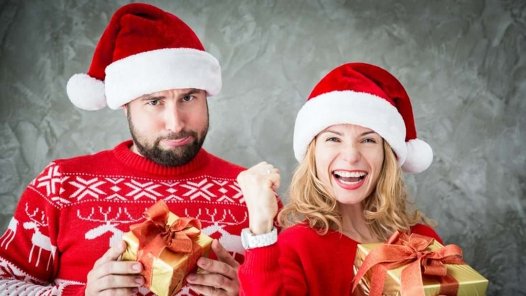 Article heading image for Gloria Jean's wants you to prove just how 'Christmassy' you are!