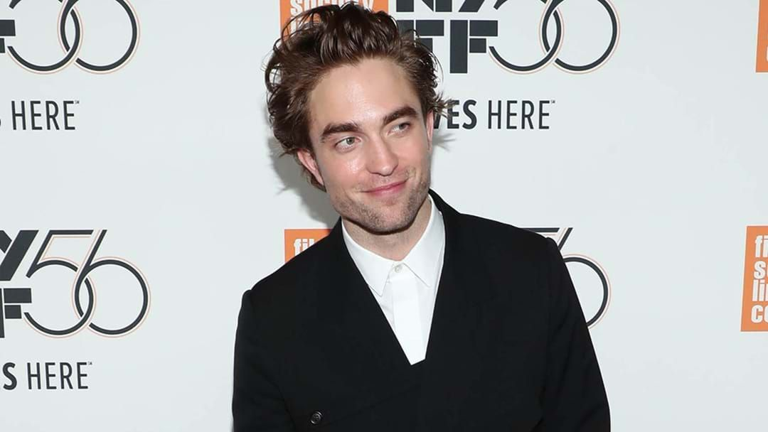 Article heading image for It Looks Like Robert Pattinson Will Be Playing Batman On Screen