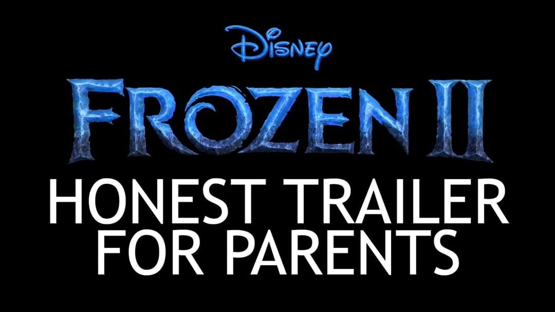 Article heading image for How The Frozen 2 Trailer Would Look If Parents Made It