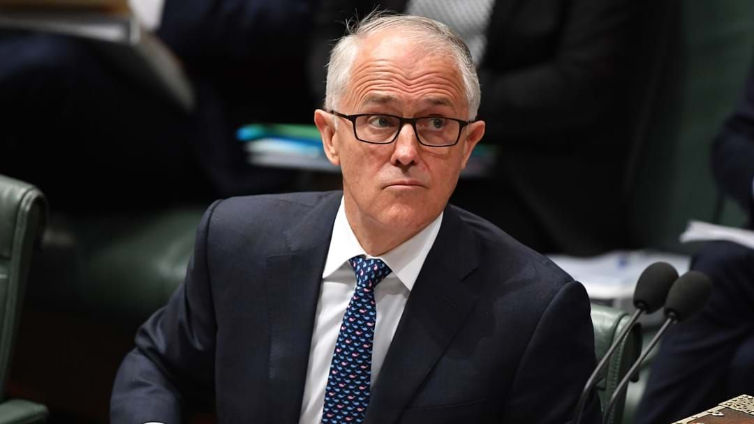 Article heading image for BREAKING NEWS: Malcolm Turnbull Declares Leadership Vacant