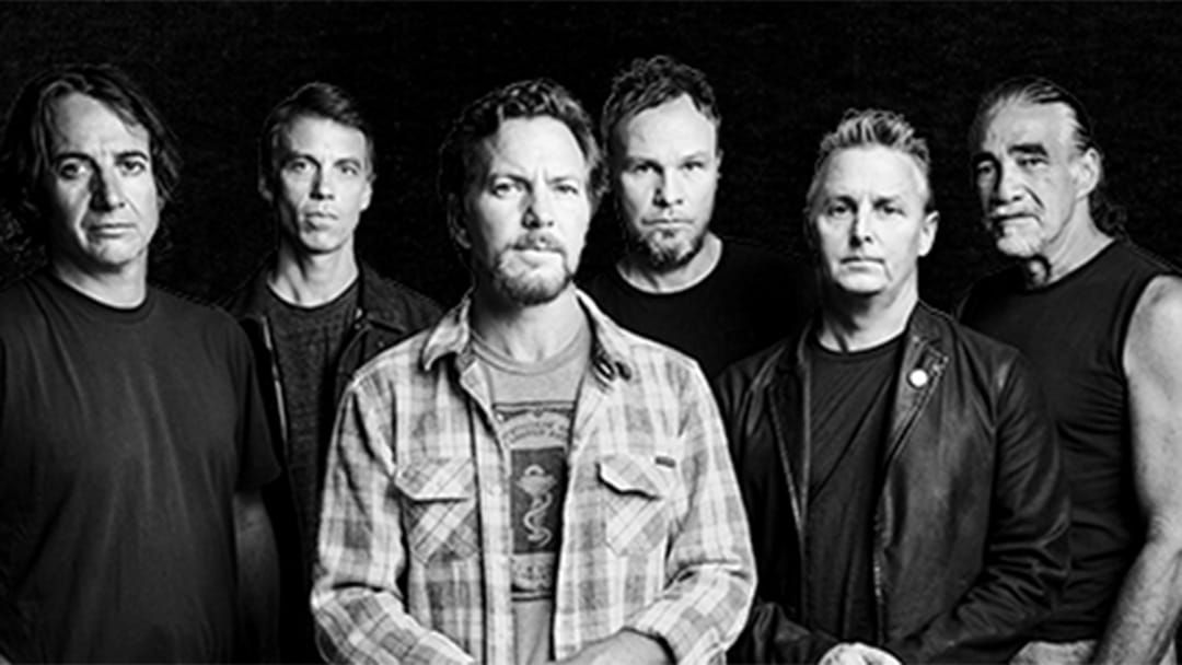 Article heading image for Pearl Jam Announced As Record Store Day Ambassadors For 2019