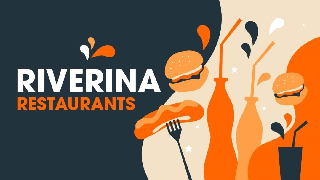 Competition heading image for Riverina Restaurants
