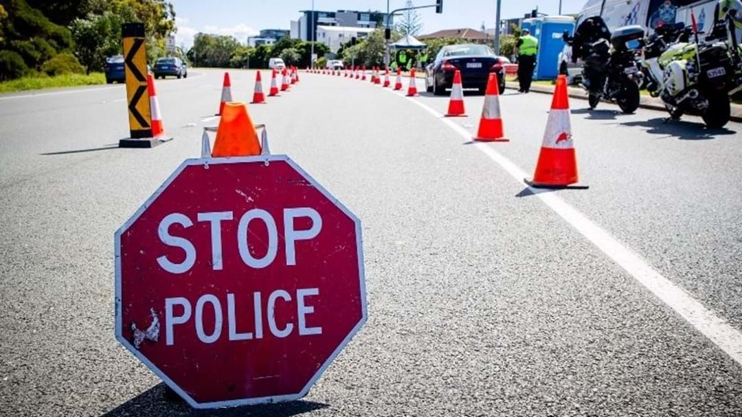 Article heading image for QLD Border Bubble At Risk Following Two New Cases In Northern NSW