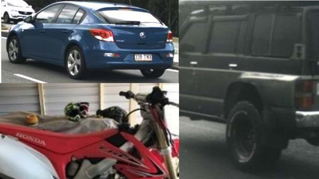 Article heading image for Three Stolen Cars to Be On the Lookout For