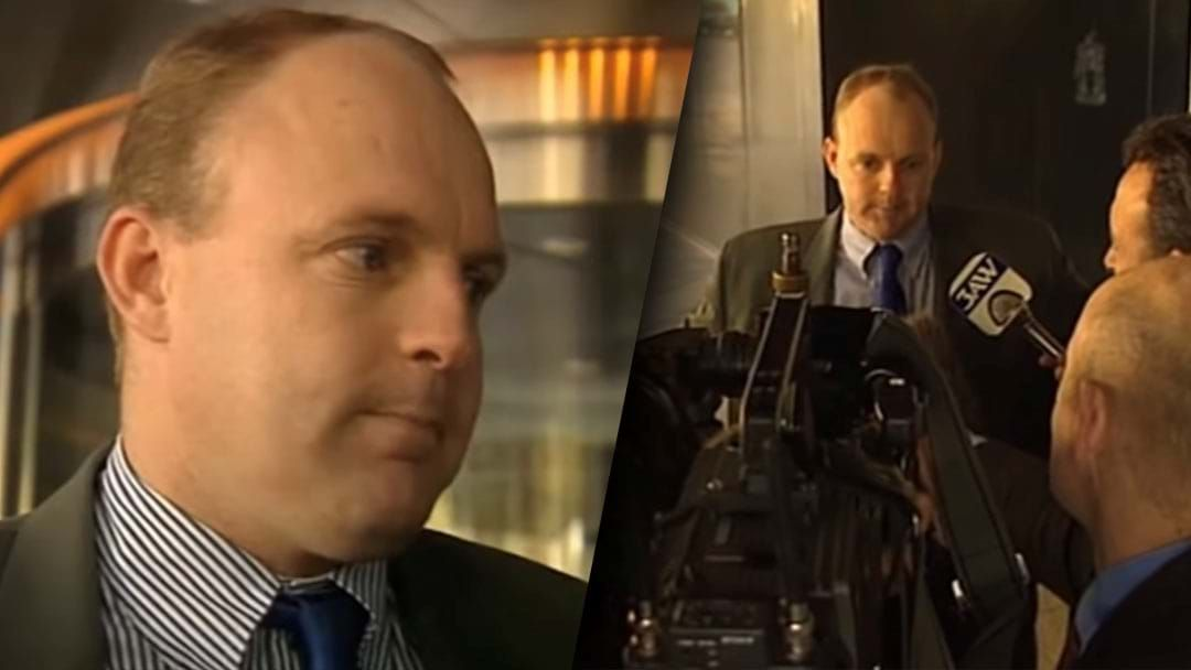 Article heading image for LISTEN | Billy Brownless Cops It On For His Car Crash Attempt At A Political Career