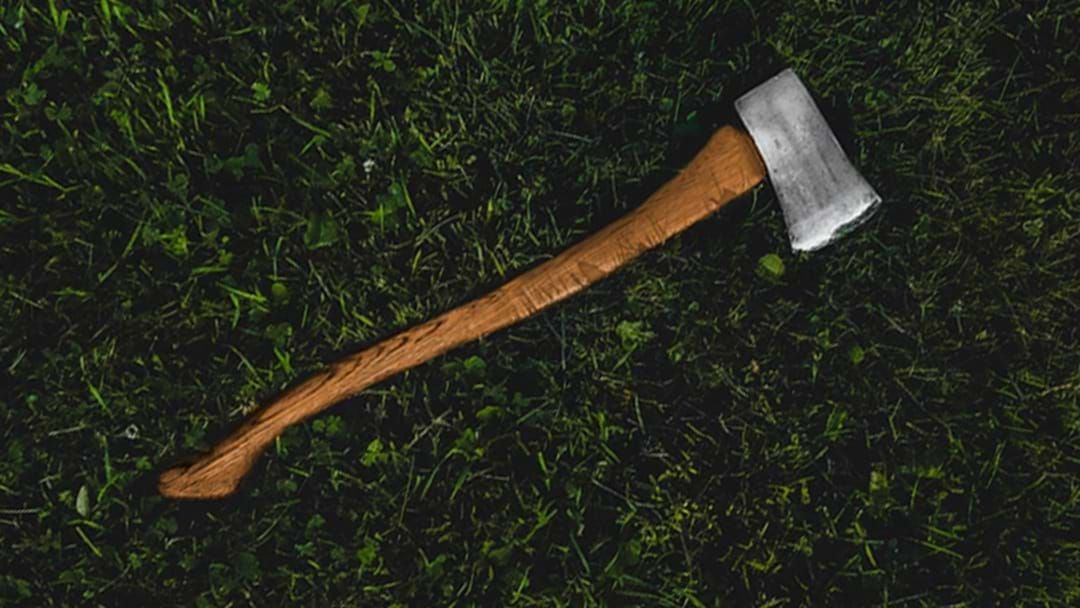 Article heading image for Man Armed With Axe Arrested After Violent Dispute