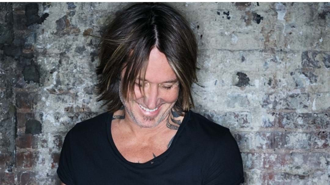 Article heading image for Keith Urban is Going Back to Where it All Began, Tamworth: 'A Benefit Show for Rural Aid Drought Relief'