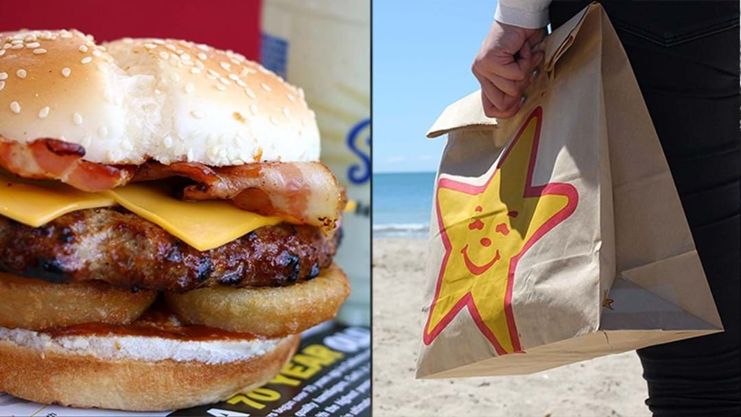 Article heading image for Carl's Jr Is Making Its Way To Victoria
