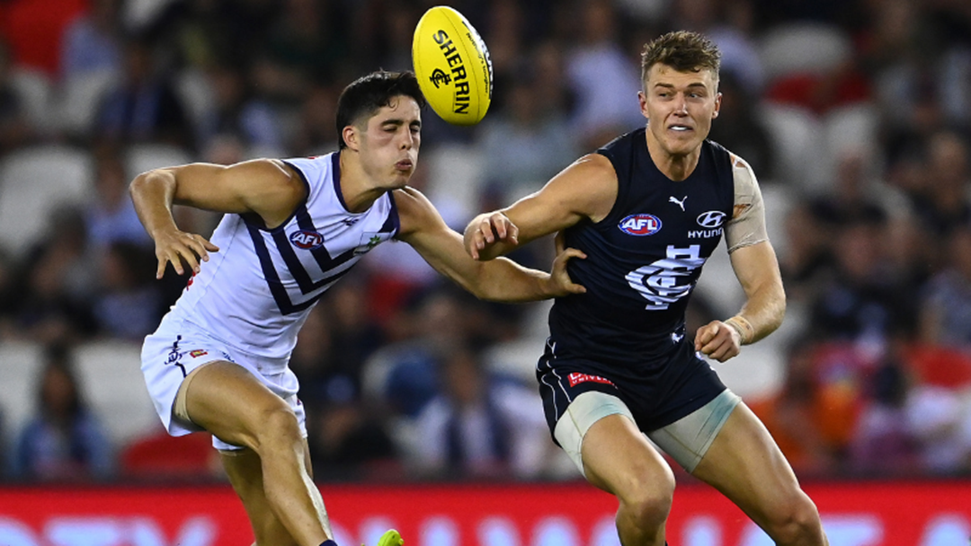 Article heading image for Tasmania Rejects Hosting Match Between Fremantle and Carlton