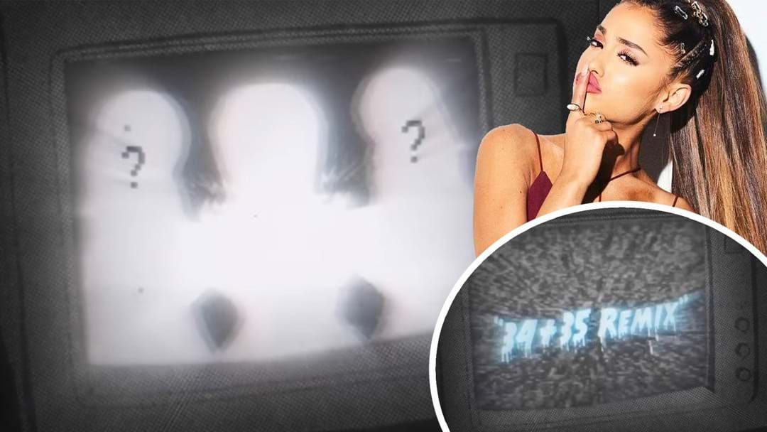 Article heading image for Ariana Grande Announces She's Dropping A New Song Collab Tomorrow