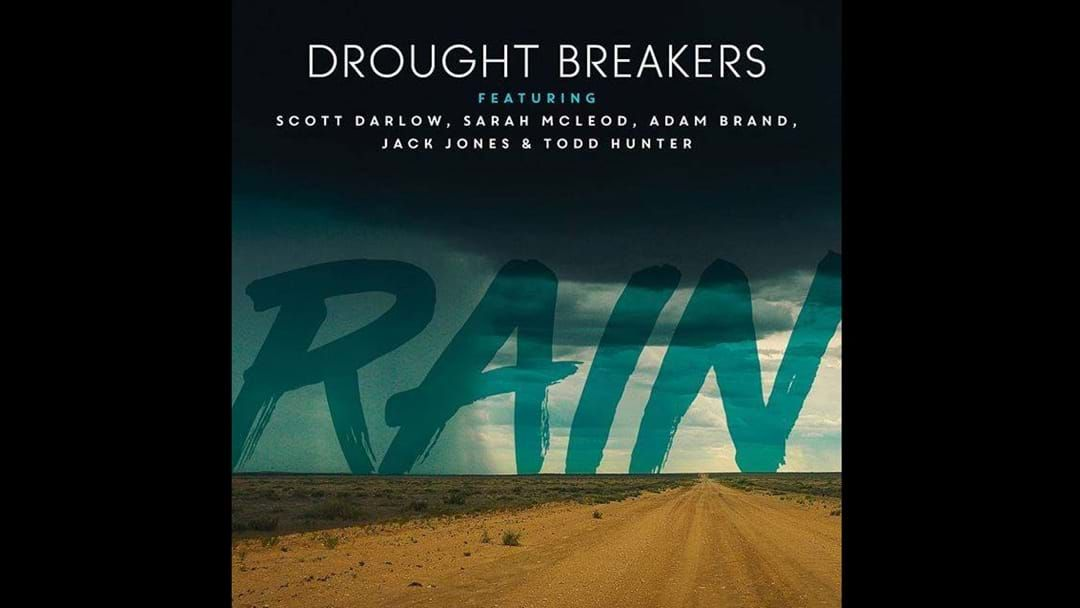 Article heading image for Meet The Drought Breakers... Australia's Newest Supergroup