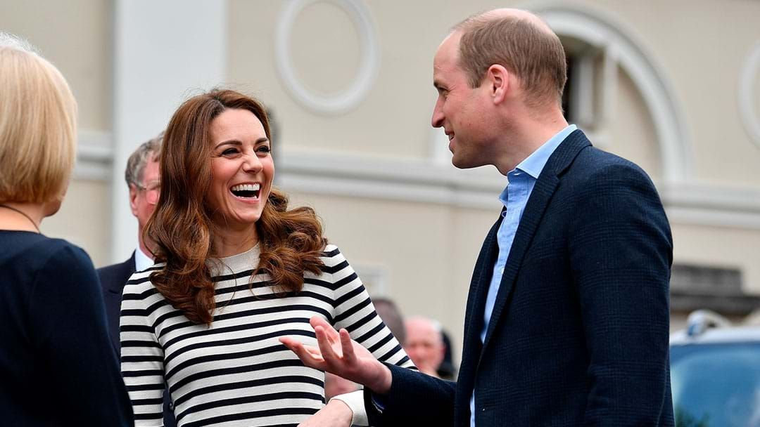 Article heading image for The Duke And Duchess Of Cambridge Have Addressed The Public Over Their New Nephew