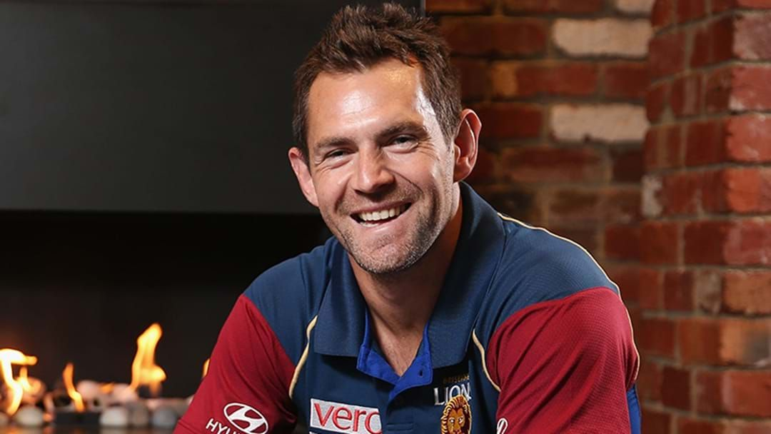 Article heading image for Luke Hodge And Charlie Cameron Pick Their Jumper Numbers