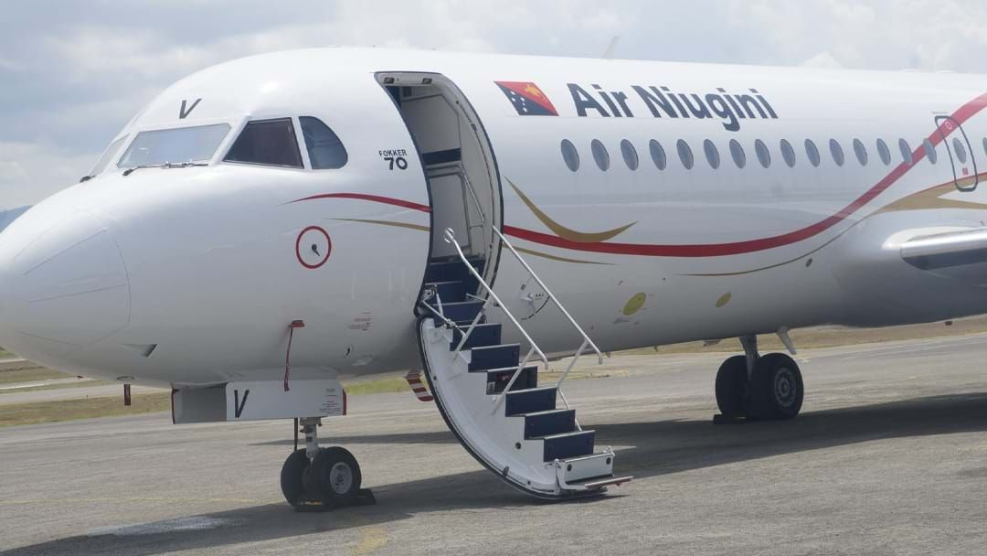 Article heading image for Air Niugini To Resume Produce Flights From Cairns Before Christmas