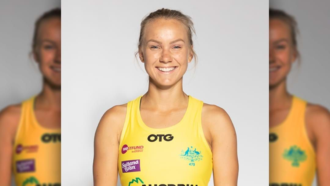 Article heading image for Townsville Hockey Player Set To Compete At Tokyo Olympics