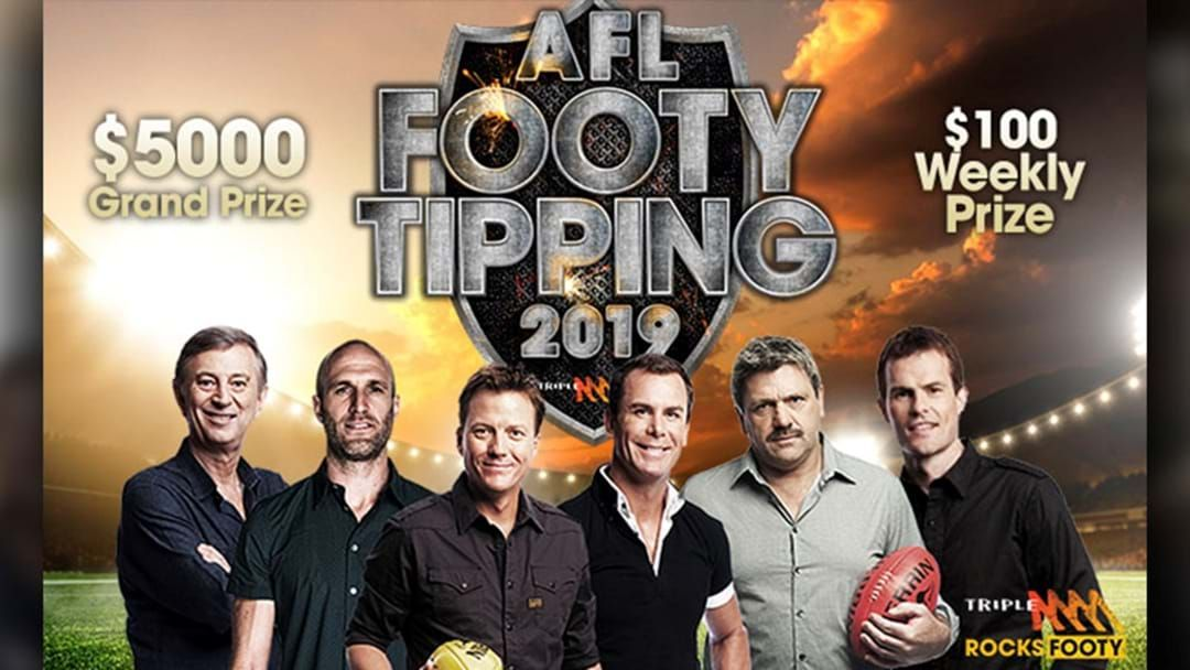 Article heading image for AFL Footy Tipping 2019
