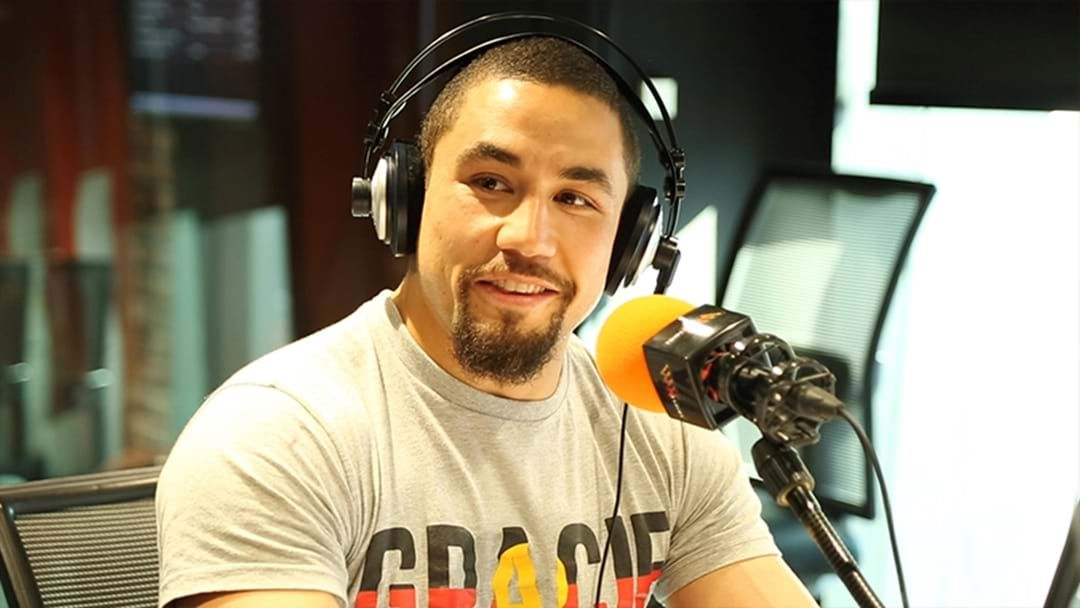 Article heading image for Robert Whittaker Pulls Out Of UFC 248 To Donate Bone Marrow For His Sick Daughter